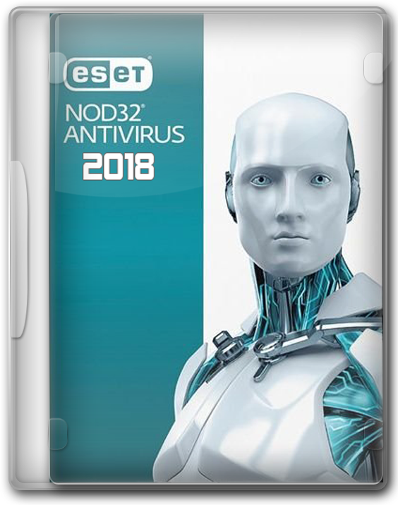 Антивирус ESET NOD32 для Windows 7/10 2018 на русском.