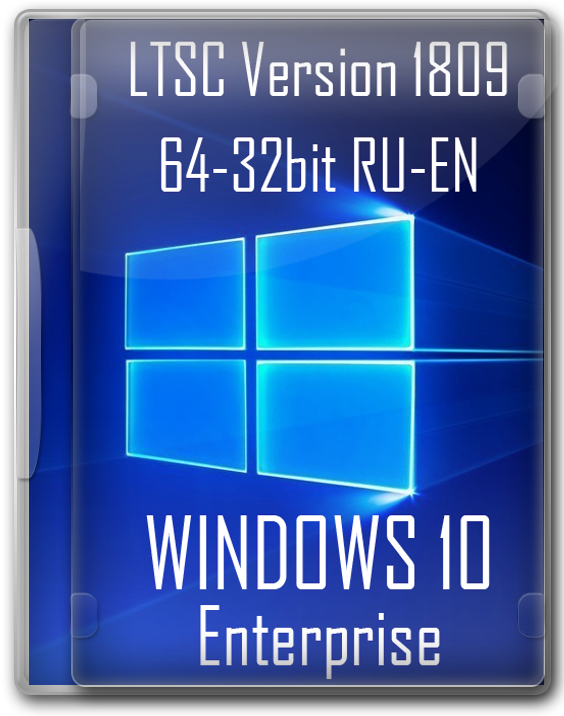Windows 10 Enterprise LTSC 1809 Version 2019 MSDN