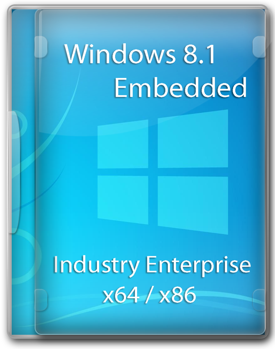 Windows 8.1 Embedded x64 x86 Industry Enterprise 2019 для слабых ПК