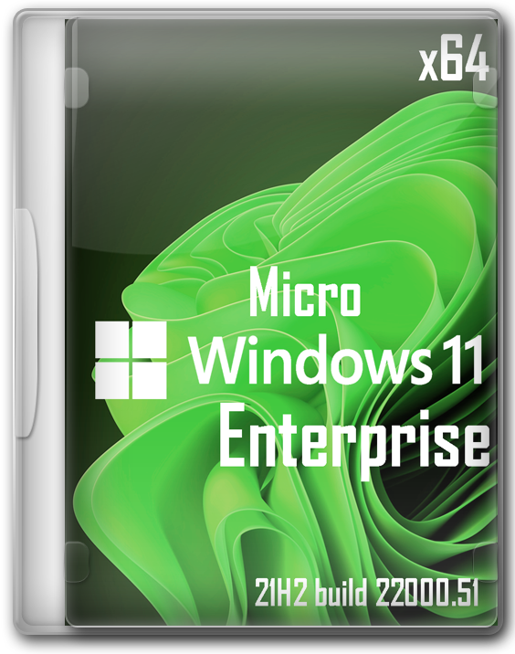 Windows 11 Enterprise x64 iso образ для флешки