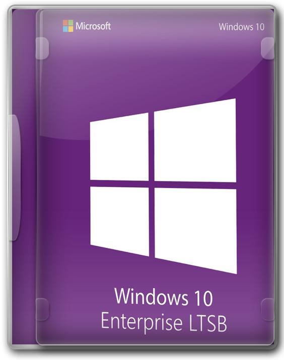 Чистый образ Windows 10 Корпоративная 64 бит 2016 LTSB